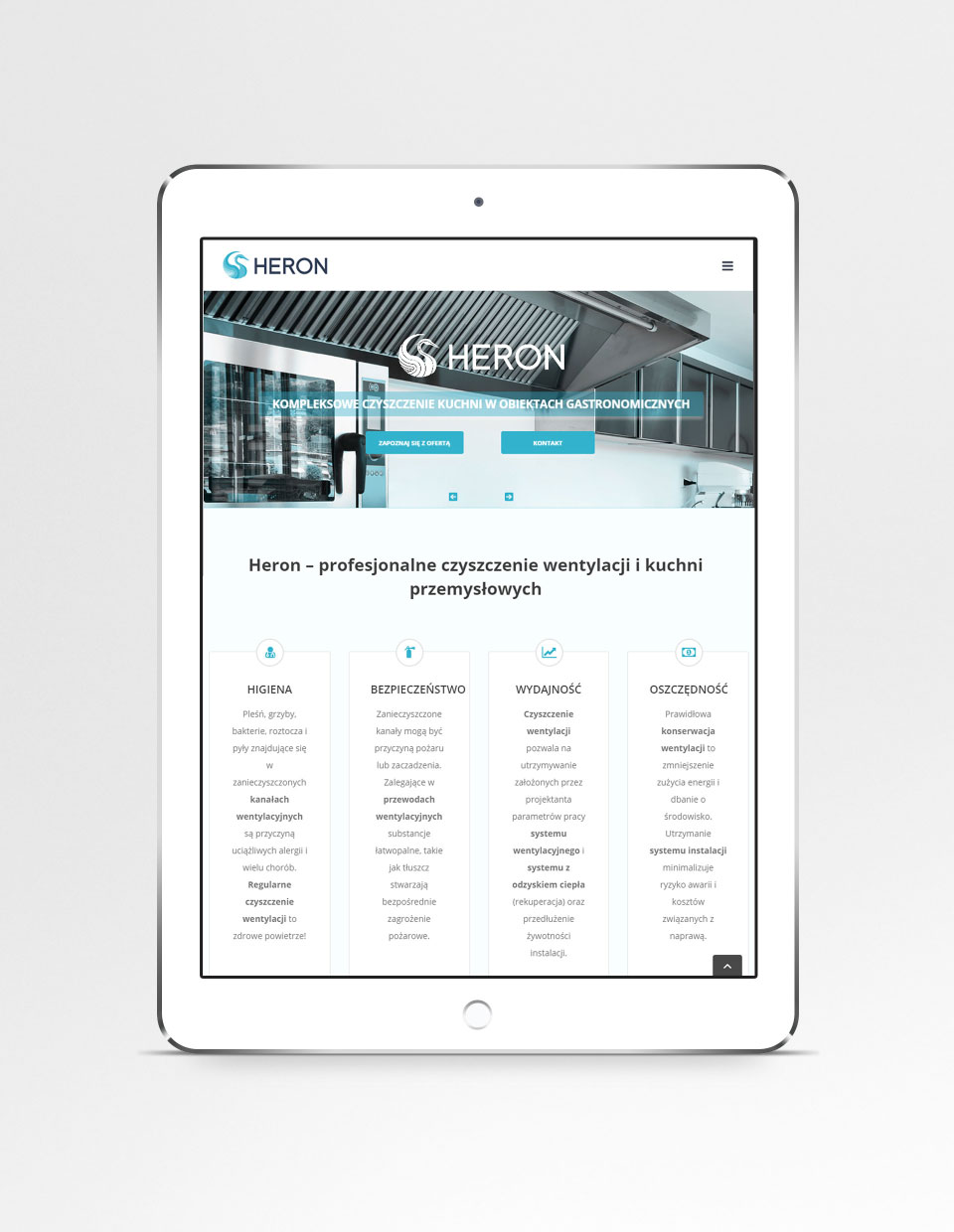 Heron Website