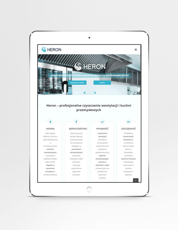Heron Website